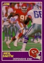 Neil Smith - Kansas City Chiefs - Denver Broncos
