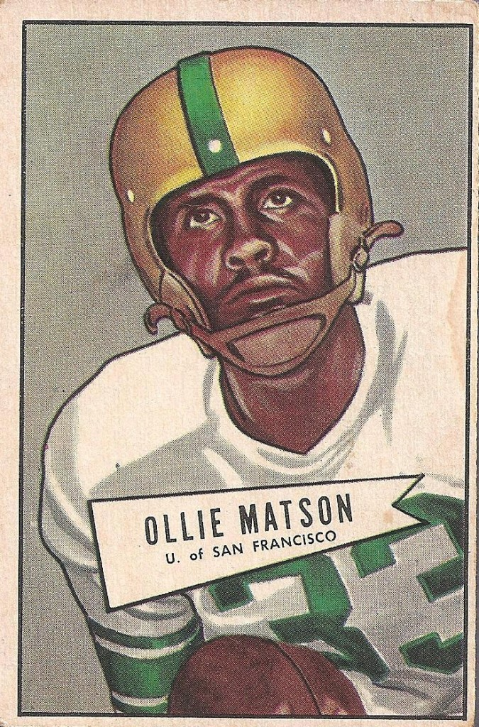 Ollie Matson - Chicago Cardinals - Arizona Cardinals - St. Louis Cardinals - Phoenix Cardinals
