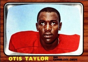 Otis Taylor - Kansas City Chiefs