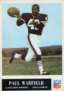 Paul Warfield - Cleveland Browns - Wide Receiver