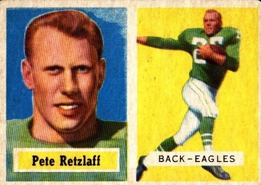 Pete Retzlaff - Philadelphia Eagles