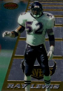 Ray Lewis - Baltimore Ravens - Linebacker