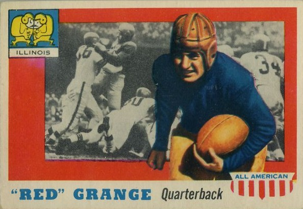 Red Grange - Chicago Bears
