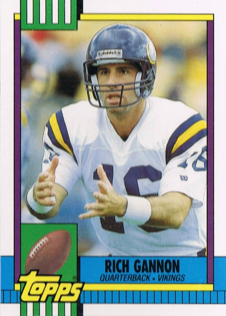 Rich Gannon - Minnesota Vikings - Oakland Raiders