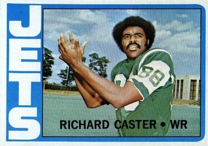 Richard Caster - New York Jets