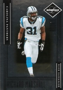 Richard Marshall - Carolina Panthers - Defensive Back