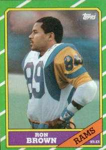 Ron Brown - Los Angeles Rams