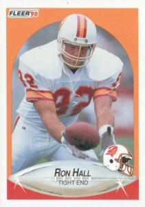 Ron Hall - Tampa Bay Buccaneers