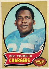 Russ Washington - San Diego Chargers