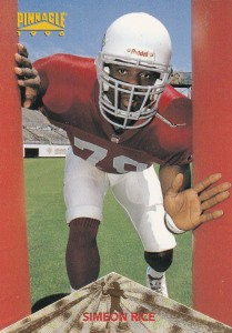 Simeon Rice - Tampa Bay Buccaneers