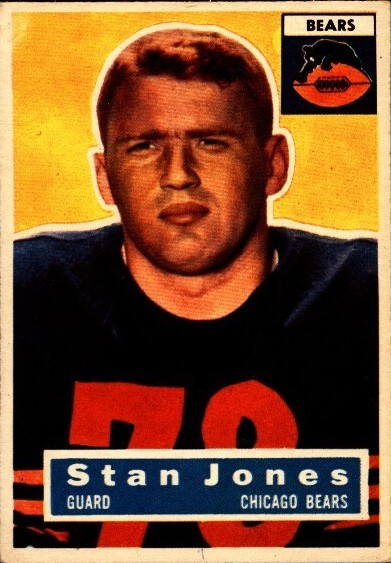 Stan Jones - Chicago Bears