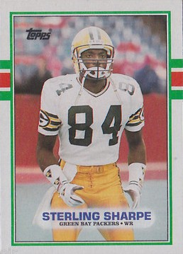 Sterling Sharpe - Green Bay Packers