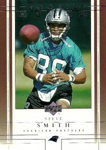 Steve Smith - Carolina Panthers - Wide Receiver