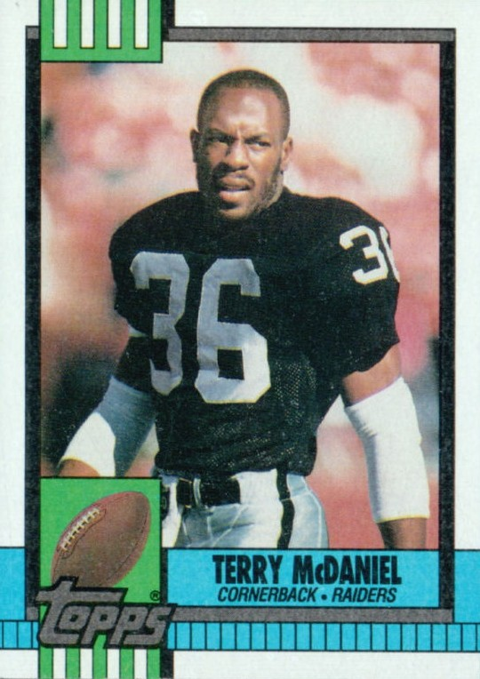 Terry McDaniel - Oakland Raiders
