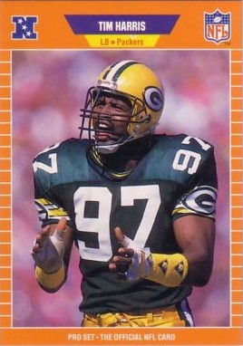 Tim Harris - Green Bay Packers