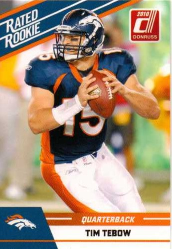 Tim Tebow - Denver Broncos - New York Jets