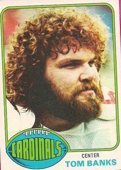 Tom Banks - Chicago Cardinals - Arizona Cardinals - St. Louis Cardinals - Phoenix Cardinals