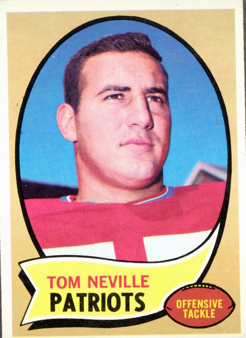 Tom Neville - Patriots