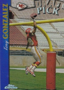 Tony Gonzalez - Kansas City Chiefs - Atlanta Falcons - Tight End