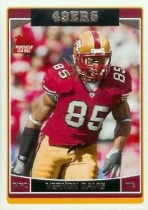 Vernon Davis - San Francsicso 49ers - Tight End - Super Bowl XLVII - NFC Champions