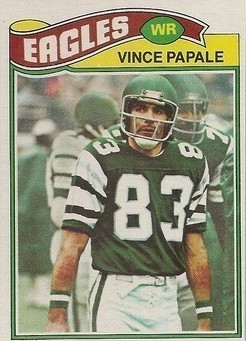 Vince Papale - Philadelphia Eagles