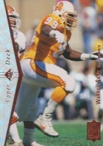 Warren Sapp - Tampa Bay Buccaneers
