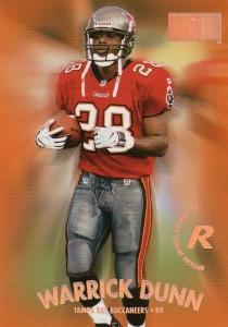 Warrick Dunn - Tampa Bay Buccaneers
