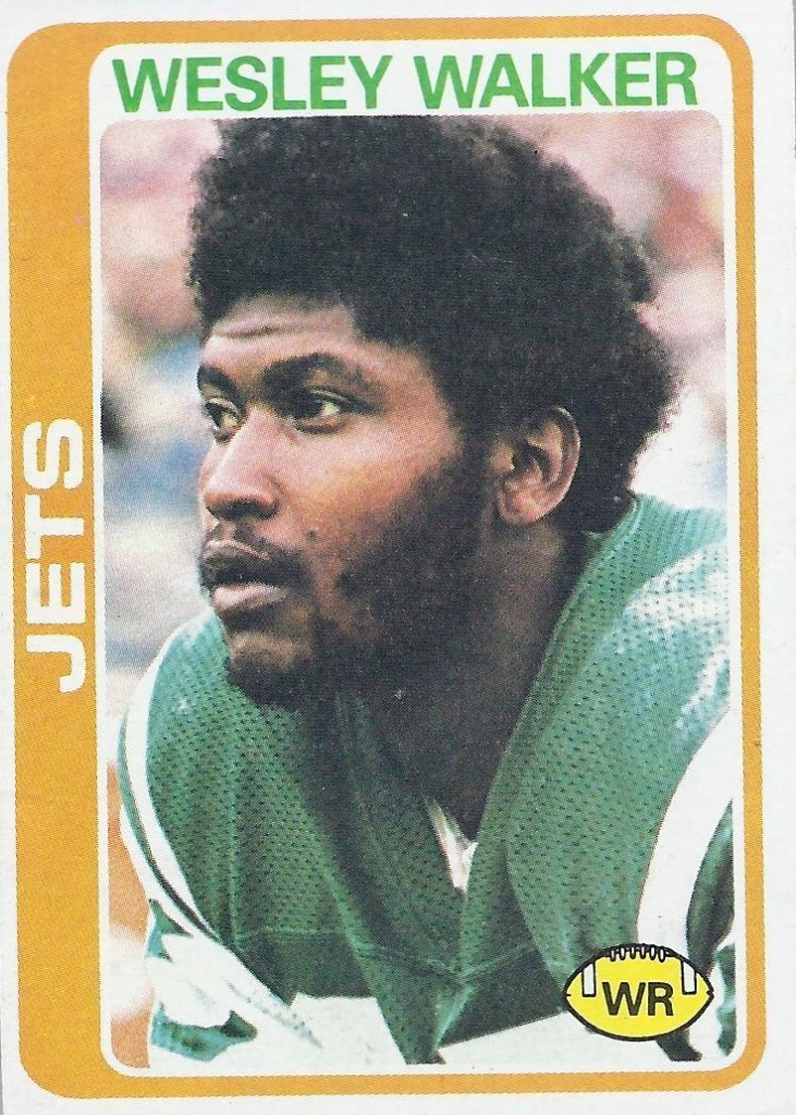 Wesley Walker - New York Jets