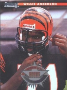 Willie Anderson - Cincinnati Bengals - Offensive Tackle