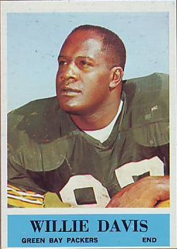 Willie Davis - Green Bay Packers