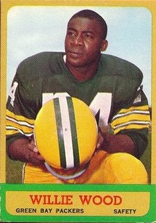 Willie Wood - Green Bay Packers