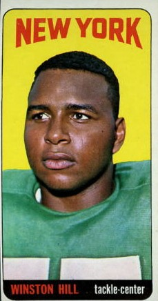 Winston Hill - New York Jets